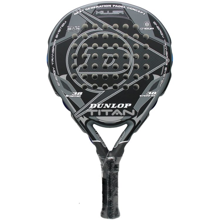 Dunlop Titan Gris
