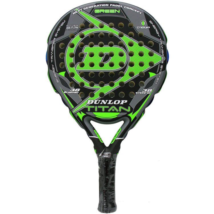 Dunlop Titan Vert