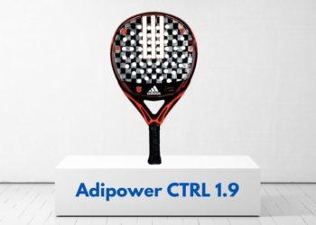 Adidas Adipower Control 1.9