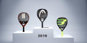 Les meilleures raquettes de padel 2019
